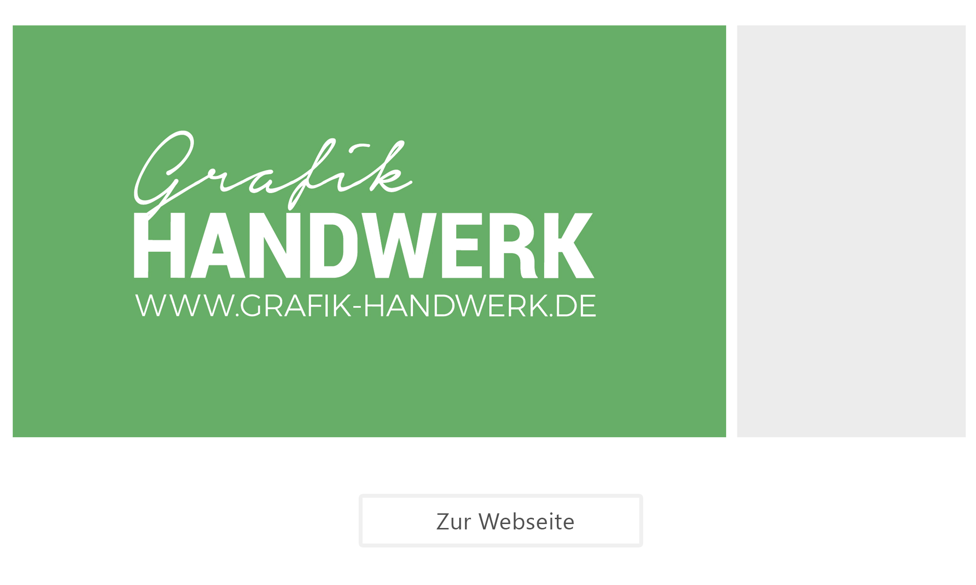 Grafik-Handwerk - Ihr Partner für Printwerbung und Webdesign in Neumünster und Umgebung